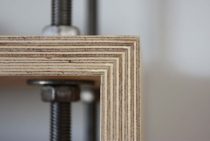 Plywood Bookshelf | Plywood Bookcase