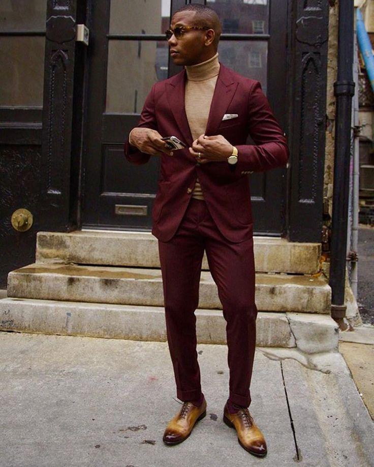 Best 25  Burgundy suit ideas on Pinterest | Maroon suit, Fall ...