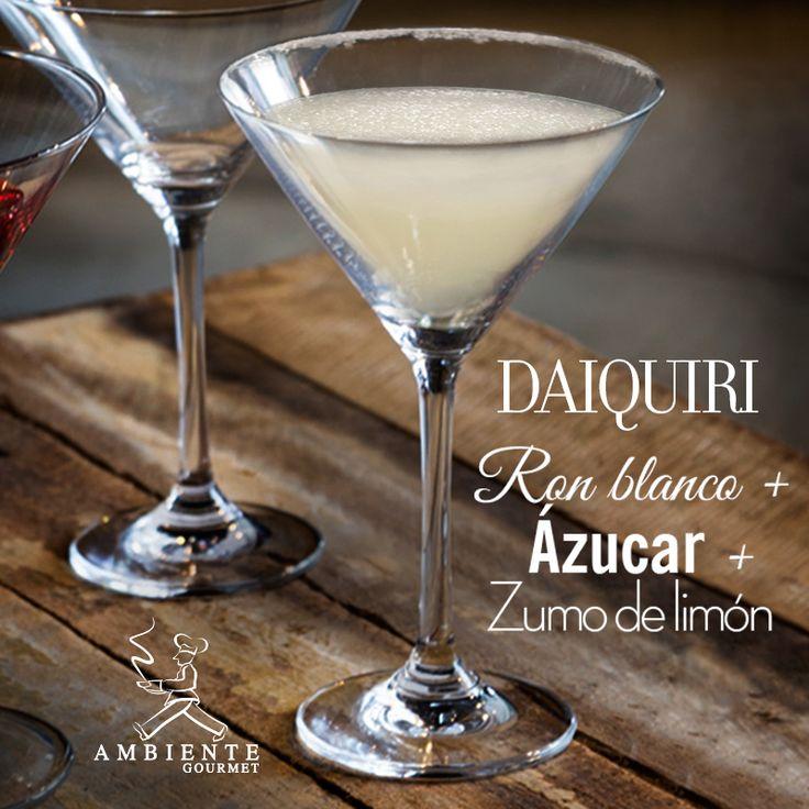3 ingredientes para un clásico #cóctel #cocktail