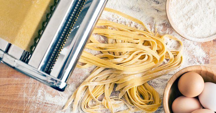 La pasta è uno degli orgogli italiani! Dalla tradizione regionale italiana…