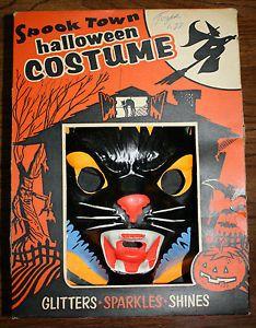 kids vintage halloween costumes | Black-Cat-SPOOKTOWN