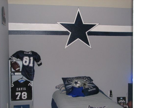 75 Best Dallas Cowboys Room Designs Images On Pinterest