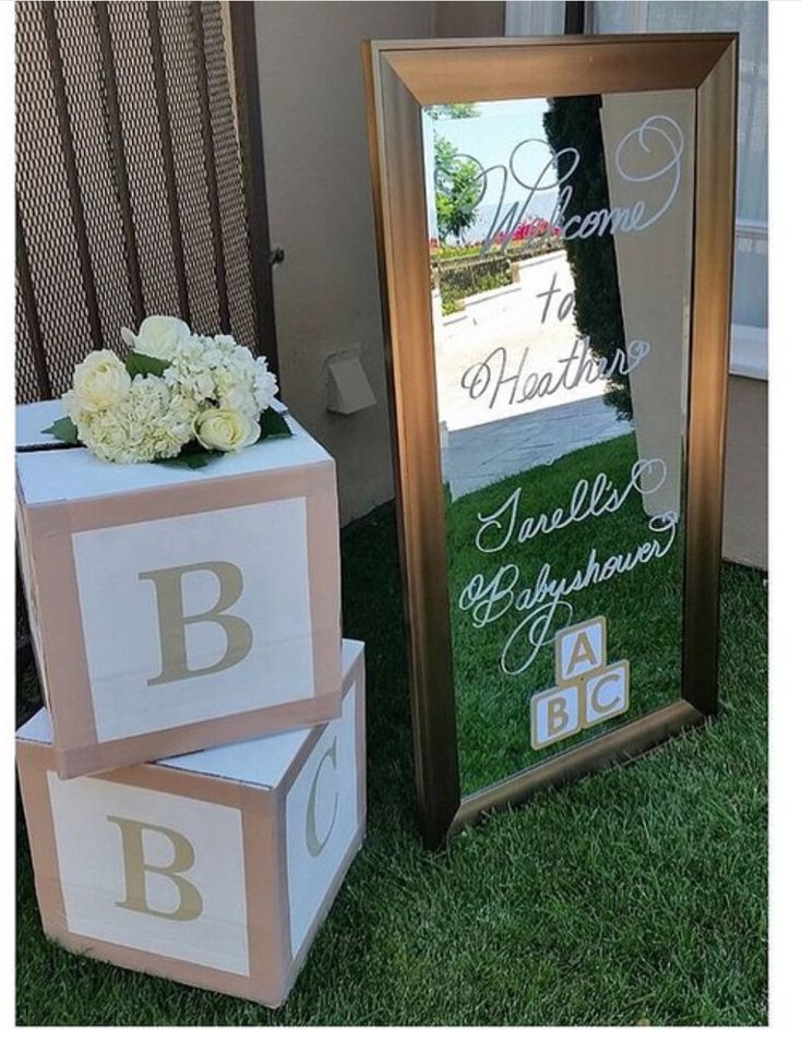 Baby shower idea mommy pinterest diy welcome