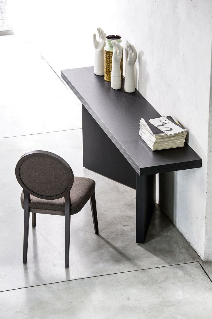 69 best console tables images on pinterest consoles console clever folding dining chair by bross geotapseo Choice Image