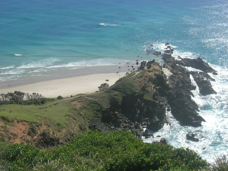 Byron Bay, New South Wales, Australia. The most Easterly point of mainland Australia.