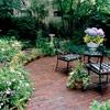 Brick patio: Patio Design, Brick Patios, Outdoor Spaces