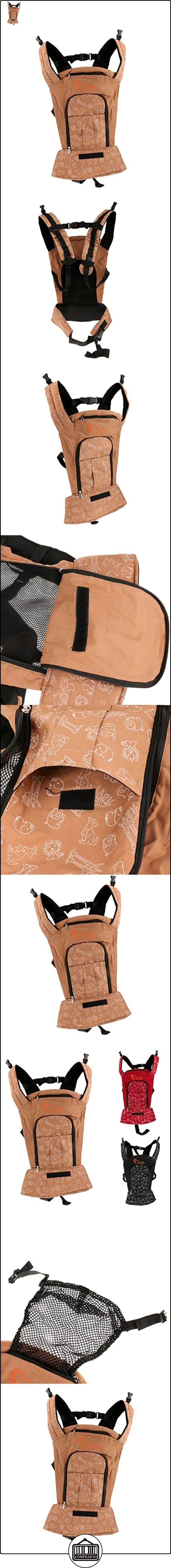 Ajustable Infantil Del Portador De Bebé Cómodo Abrigo Jinete Mochila - Amarillo  ✿ Seguridad para tu bebé - (Protege a tus hijos) ✿ ▬► Ver oferta: http://comprar.io/goto/B01M34D9VV