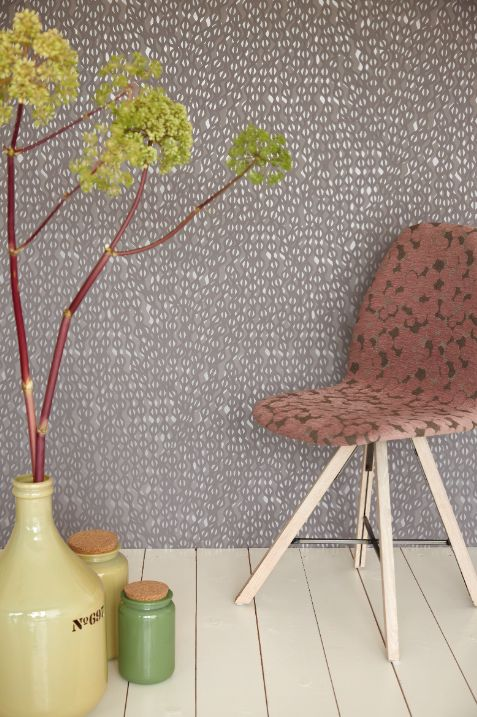 Contemporary wallpaper and style for your home decor