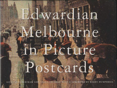 This is a view of Melbourne through the 'eyes' of postcards. It's a highly innovative concept and probably the best visual on the topic. The content ranges from love letters to travel diaries.