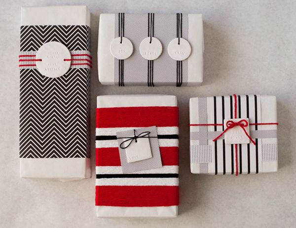 DIY Gift Wrap Idea / Wrapping Ideas / Homemade Craft
