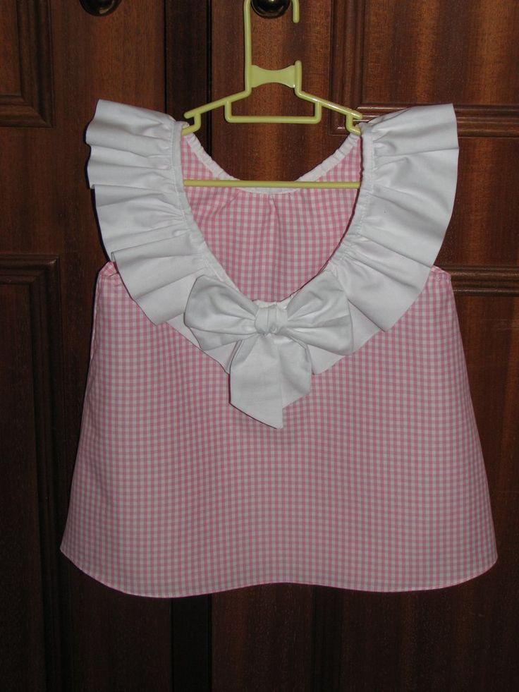 #blusa #criança #bluson #volante #nina #blouse #ruffles #girl
