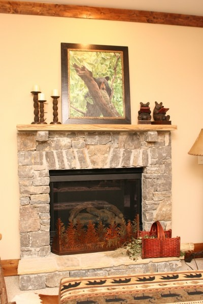 73 best images about black bears decor on pinterest for Rustic bear home decor