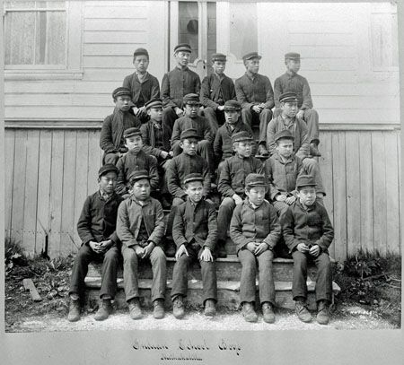 Residential Schools - The Canadian Encyclopedia
