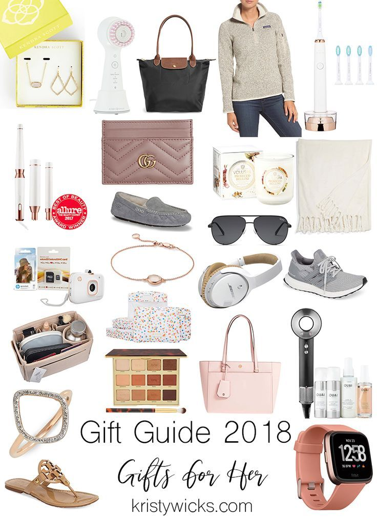 Christmas Gifts 2018 For Her.Gift Guide For Her 2018 Christmas Gifts Holidays