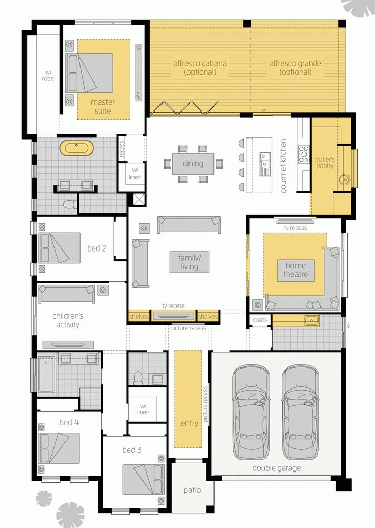 250 best mcdonald jones images on pinterest floor plans for Lounge room floor plans