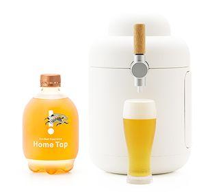 キリンホームタップ|専用ビールサーバーで自宅で自由に楽しむビールの新体験