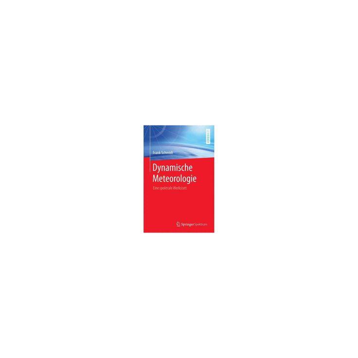 Dynamische Meteorologie : Eine Spektrale Werkstatt (Paperback) (Frank Schmidt)