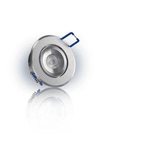 3W RGB LED Einbaustrahler Dimmbar, steuerbar