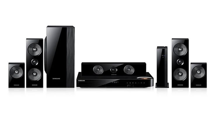 Samsung 1000W Blu-ray Home Theater System