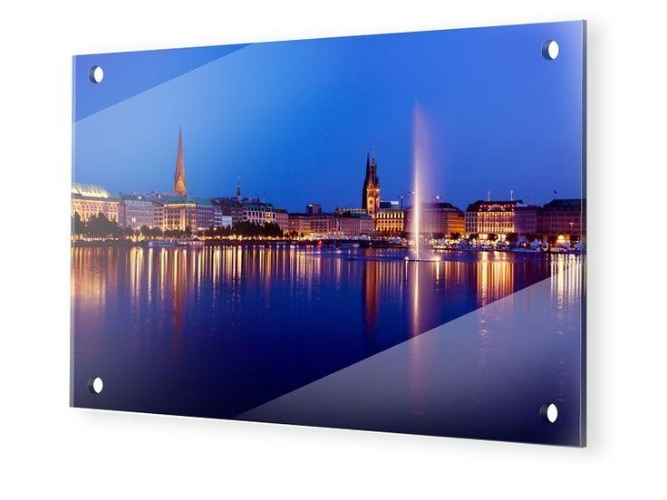 Hamburg Nacht Bild Glasbilder im Format 90 x 60 cm Jetzt bestellen unter: https://moebel.ladendirekt.de/dekoration/bilder-und-rahmen/bilder/?uid=9bcf5cb1-44fb-5a94-aba4-bdde982ed87c&utm_source=pinterest&utm_medium=pin&utm_campaign=boards #bilder #rahmen #dekoration #acrylglas Bild Quelle: www.myposter.de