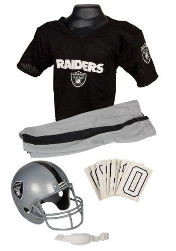NFL Raiders Uniform Costume