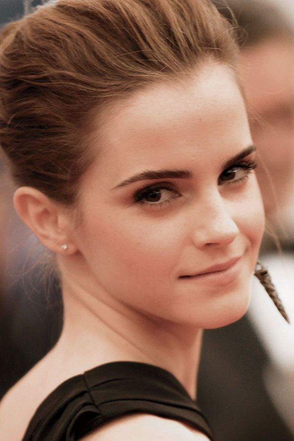 """""""The key is to put the arch in the right place,"""" says Jigna Soni, Emma Watson's brow go-to."""