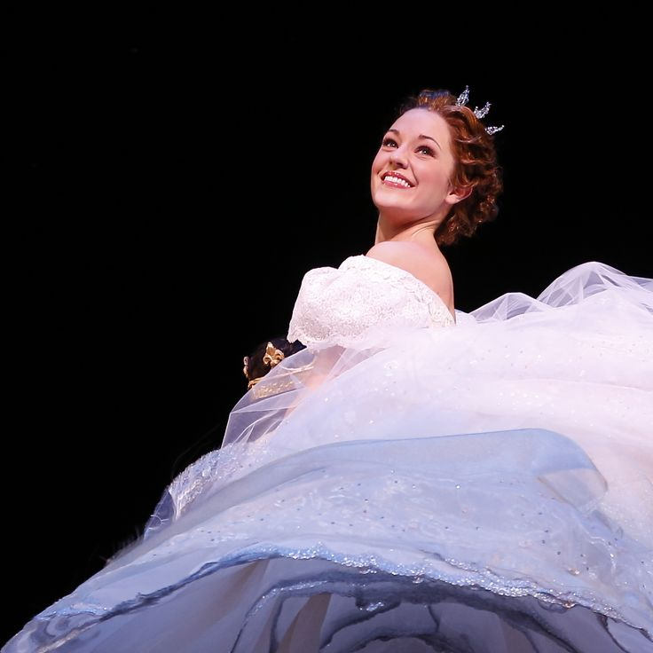 17 Best images about Broadway: Laura Osnes and Santino ...