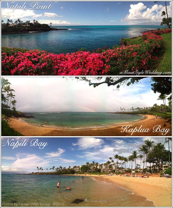 Great Maui wedding locations