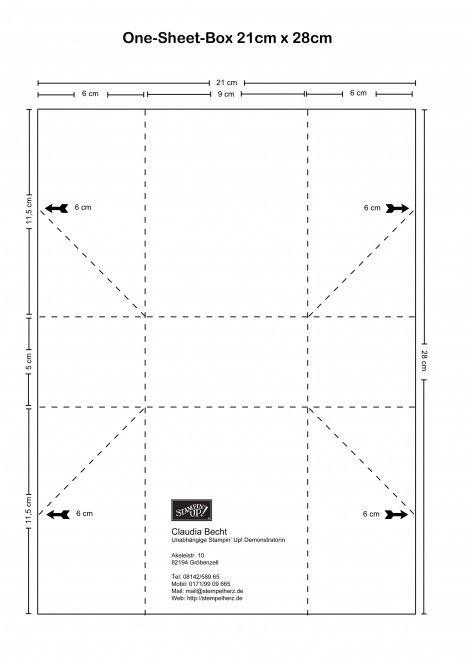 157 best basteln anleitungen images on pinterest tutorials one sheet bag ccuart Images