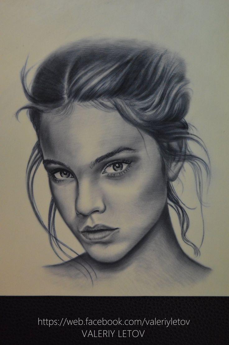 portret tattoo by ValeriyLetov