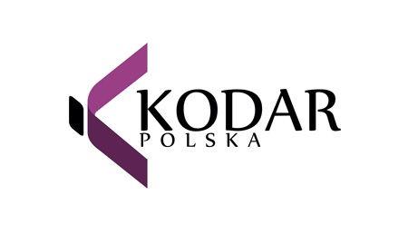 Logo dla Firmy Kodar - ubezpieczenia. http://www.nlogo.pl/portfolio/kodar-projekt-logo-dla-firmy-ubezpieczeniowej
