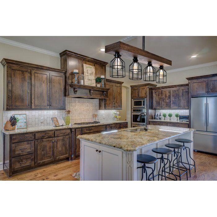 Cosima 4-Light Kitchen Island Pendant in 2018 Home Pinterest