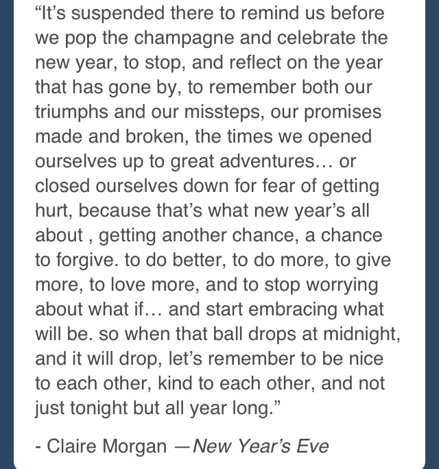 New Years Eve Quotes For Love: New Year's Eve Quotes. QuotesGram