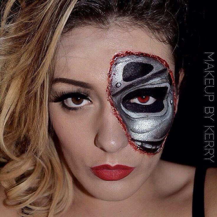 The 25+ Best Terminator Makeup Ideas On Pinterest