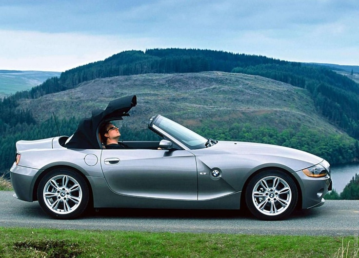 2003 BMW Z4 2.5i