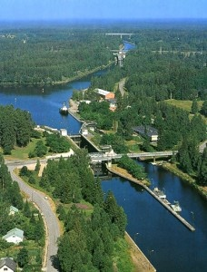 Lappeenranta in Easter Finland and situated on Lake Saimaa has to be the most scenic and incredable spots in to visit for getyting away from the rush of city life  Swimming,beaches with a Finnish sauna with the all night sun is amazinbg