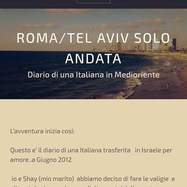 blog diario di una Italiana emigrata a Tel Aviv ..da 4 anni. avventure e disavventure di una italiana mamma di gemelli che vive in Medioriente