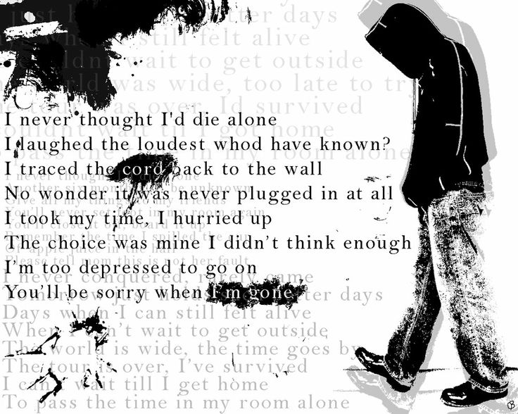 Adam's Song ~ Blink-182