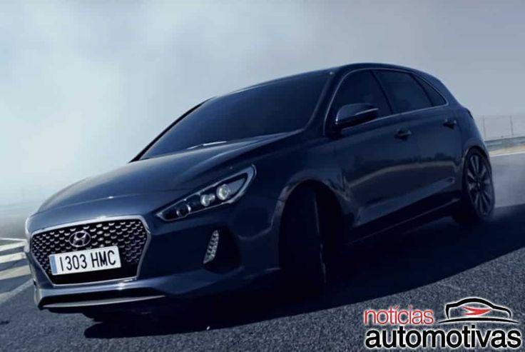 VÍDEO: Hyundai i30 2017 aparece em versão com motor turbo de 204 cv