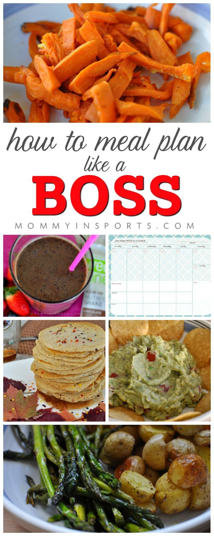 Tired of eating out and never having a plan? Want to save money, time, and appease your kid's expectations? Meal planning is the answer! Follow these simple steps to mealtime success every night! Meal Plan like a BOSS!