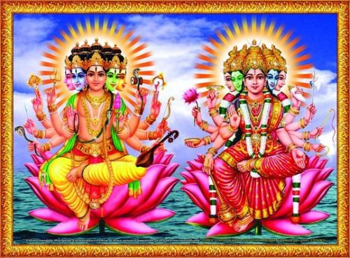 Vishwakarma - Gayatri (via viswabrahmintemples)