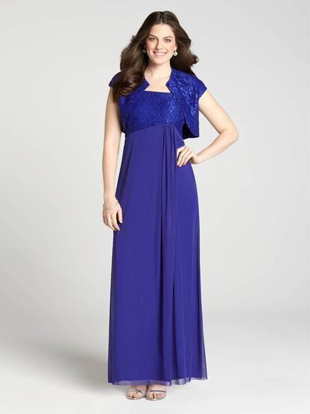 Mom's dress