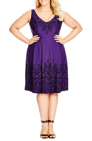 Plus Size Holiday Party Dress - Plus Size Party Dress