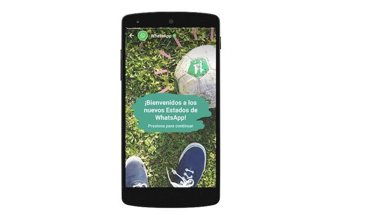 whatsapp-estados-1 WhatsApp apuesta por un contenido social y replicable