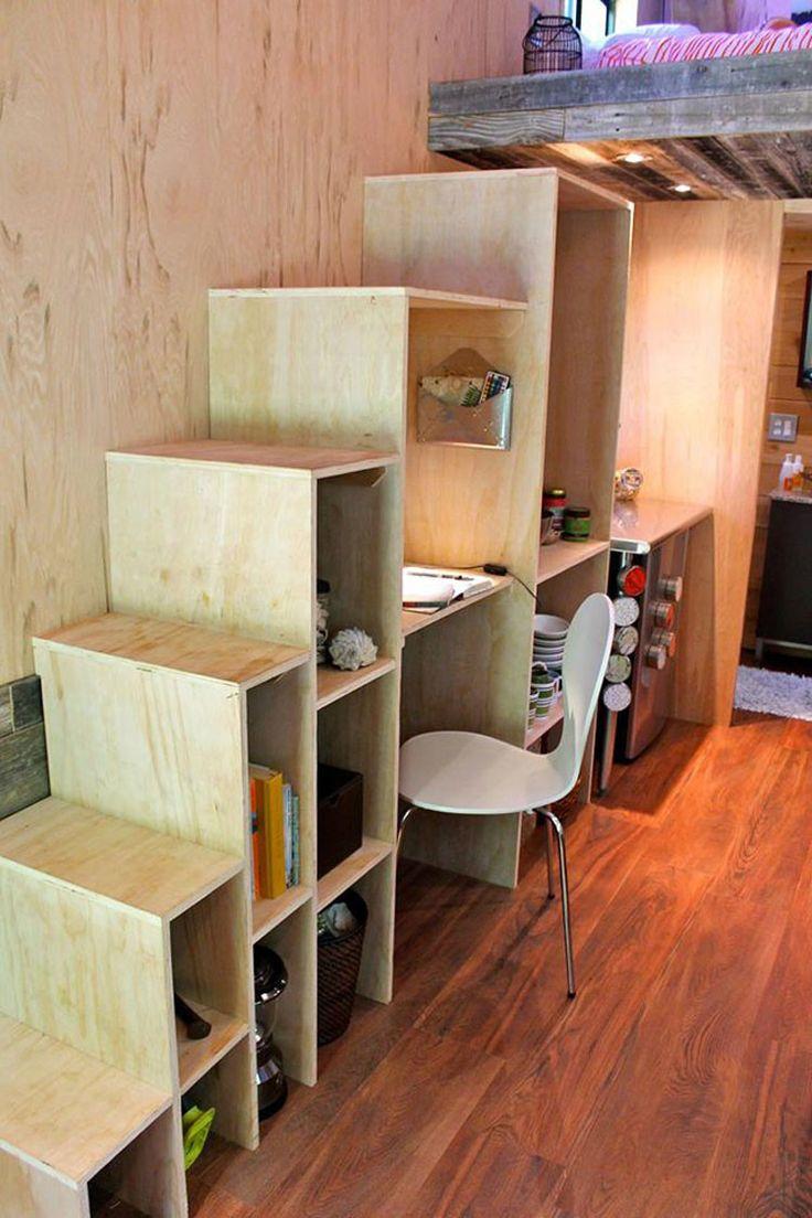 'No' a los bancos: Se construye una mini-casa para no endeudarse mientras termina la carrera - Ecoportal.net
