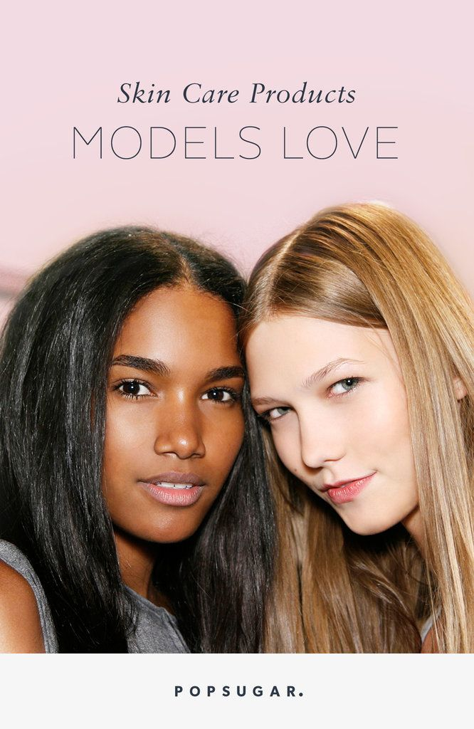 Models spill all on their favorite skin care products.