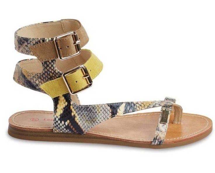 Sandales plates Les Tropéziennes