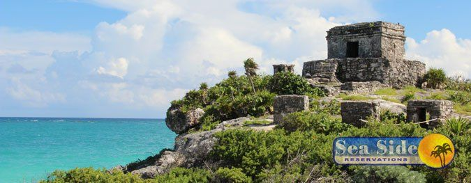 Hotels & Condo Rentals Playa del Carmen, Mexico - Sea Side Reservations