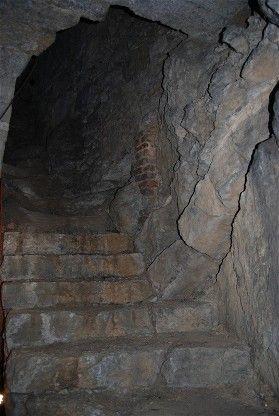 Tunnels found under the Adam Stephen House in Martinsburg, WV
