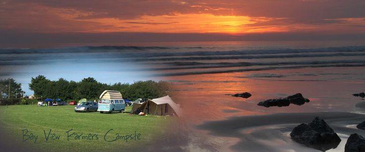 Camping and Caravan Site Devon